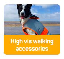 High vis walking accessories
