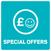 Special Offers for senior pets
