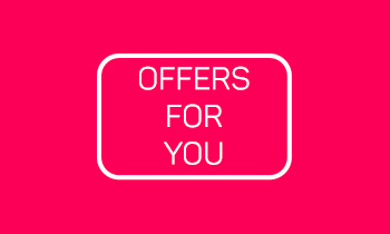 Special Offers For You